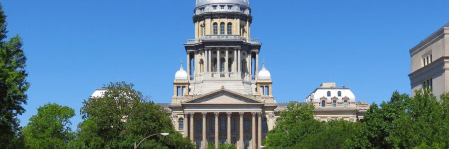 Illinois General Assembly Reconvenes