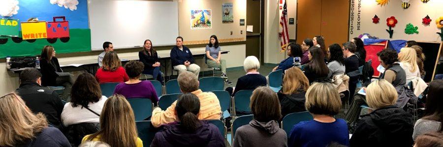 Ann Hosts Community Meeting Responding to Gun Violence