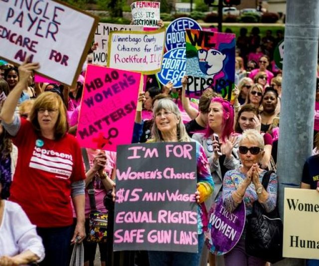 Equal Rights Amendment is Ratified by the Illinois Senate