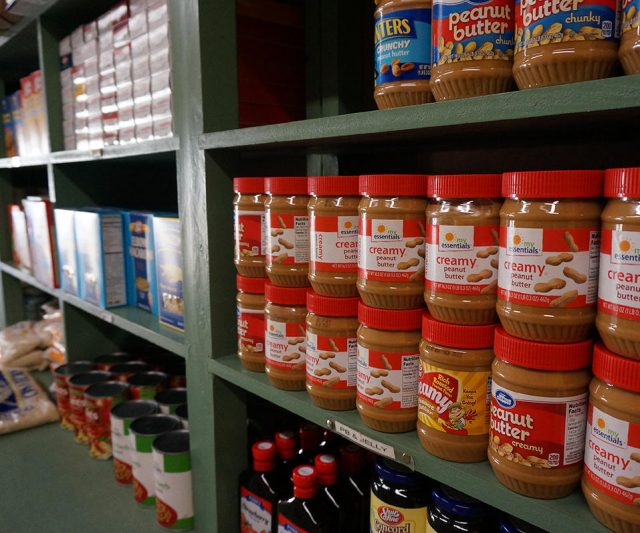 Rep. Williams' July Food Drive for Common Pantry