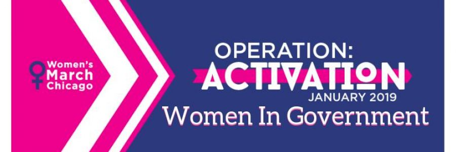 Operation Activation: Women in Government Panel