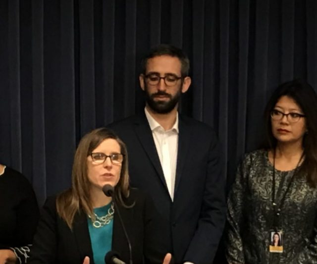 Rep. Ann Williams Introduces Legislation on Teaching Comprehensive Consent as part of Sex Ed