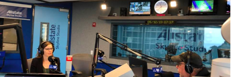 Listen: Rep. Williams discusses the Clean Energy Jobs Act with WGN Radio's Rick Pearson