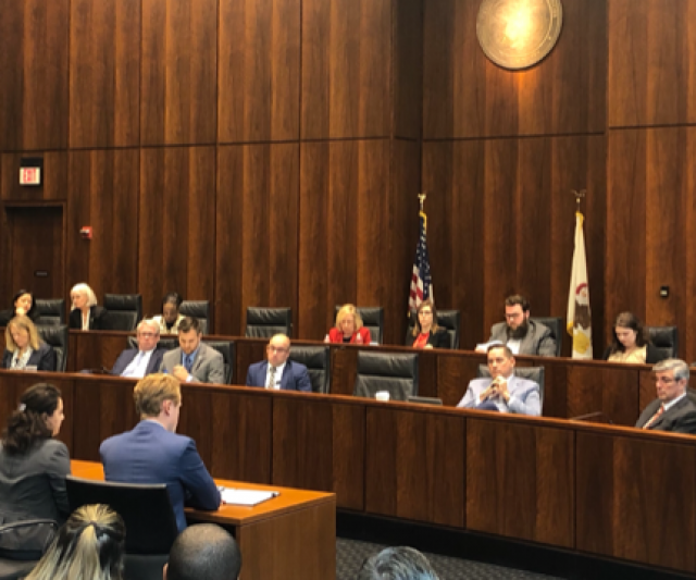 Rep. Williams Chairs Energy and Environment Committee Hearing on Ethylene Oxide and Community Safety