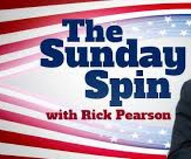 Sunday Spin with Rick Pearson 6/7